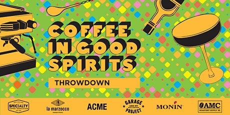 Coffee In Good Spirits Throwdown tickets