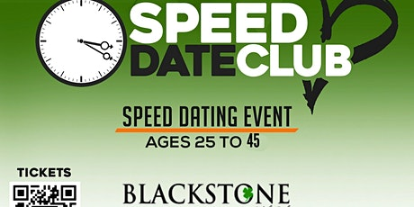 Speed Dating at Blackstone Irish Pub tickets