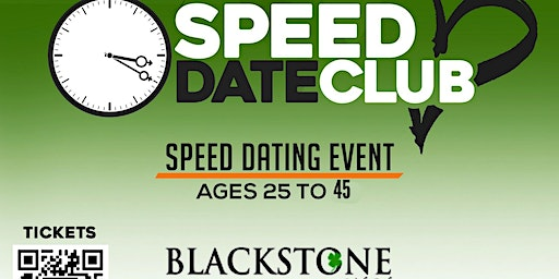Speed Dating at Blackstone Irish Pub