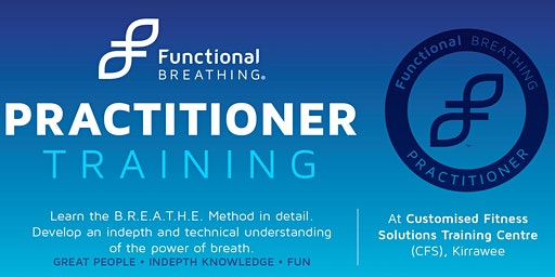Functional Breathing - level 1 Practitioner.