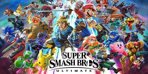 80 - Dave & Buster's - Manchester, CT. Super Smash Bros. Tournament 03-05-20