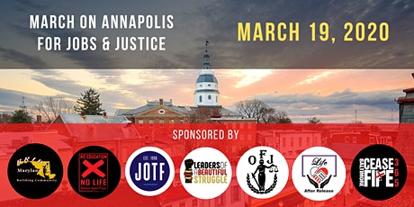 March on Annapolis For Jobs & Justice tickets