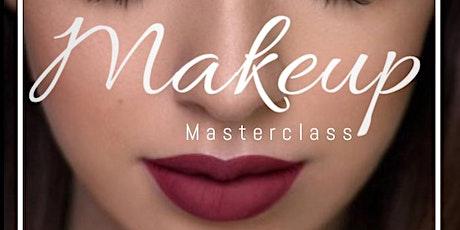Makeup Masterclass tickets