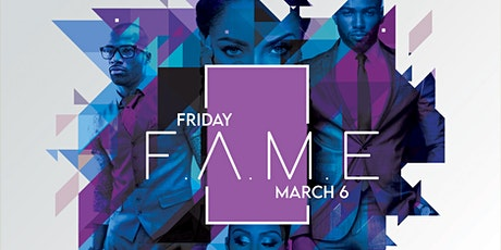 "First Friday PVD presents ""F.A.M.E"" tickets"