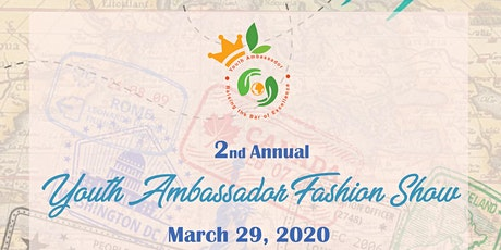 2nd Annual Youth Ambassador Fashion Show and Brunch tickets