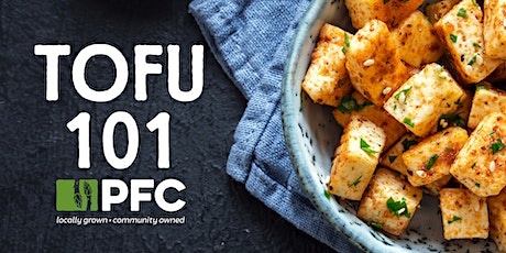 Tofu 101 Cooking Class tickets