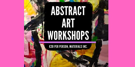 Abstract Art Workshops  tickets
