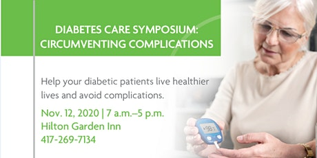2020 CoxHealth's Diabetes Care Symposium: Circumventing Complications tickets
