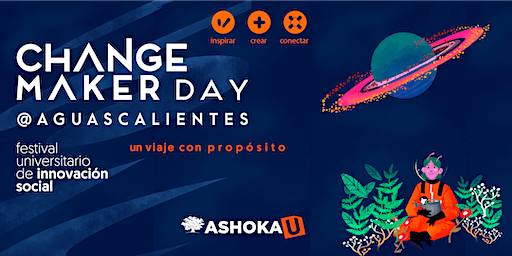 Change Maker Day 2020 Aguascalientes