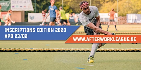 Afterwork League 2020 billets