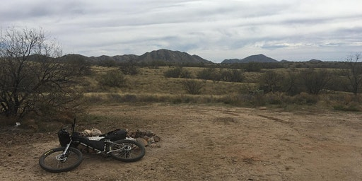 Overnighter to Buenos Aires & Arivaca Area