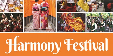 Harmony Festival at Dacey Gardens tickets