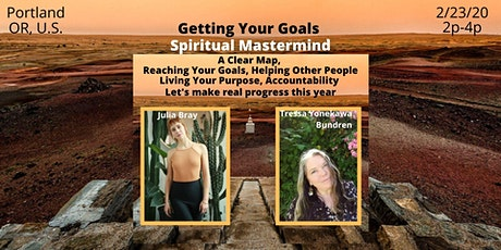 Getting Your Goals Mastermind + Accountability tickets