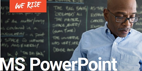 Powerful Presentations with MS PowerPoint! tickets