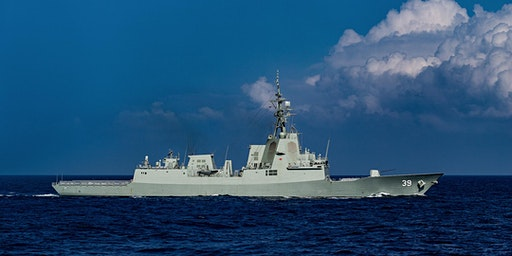 HMAS Hobart Open Day - Port Melbourne
