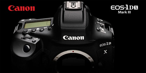 CANON EOS-1D X Mk III Launch Event