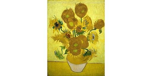 Van Gogh's Sunflowers Canvas Painting Workshop- Buford