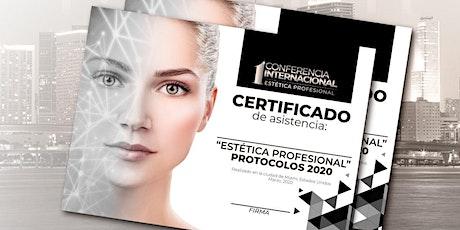 Conferencia Internacional Estética Profesional tickets