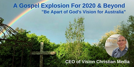 A Gospel Explosion for 2020 and beyond