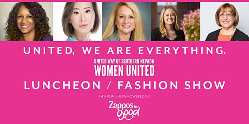 2020 Women United Luncheon Fashion Show