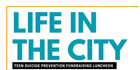 Teen Suicide Prevention Fundraising Luncheon tickets