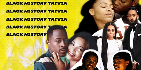 Black History Month Trivia tickets