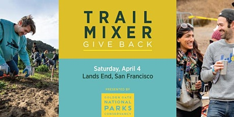Trail Mixer: Give Back tickets