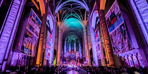 'The Sound Healing Symphony' at Grace Cathedral