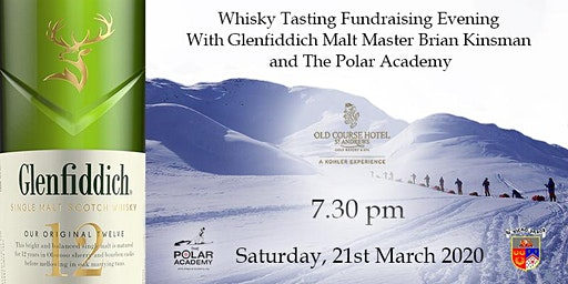 Glenfiddich Whisky Tasting Evening With The Polar Academy