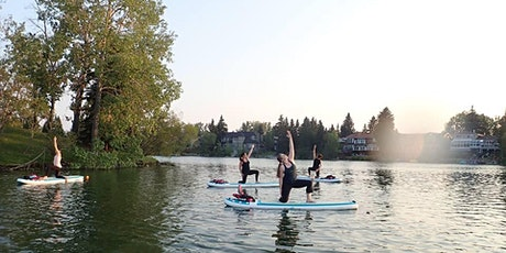 Intro to SUP Yoga (Stand Up Paddleboard Yoga) tickets