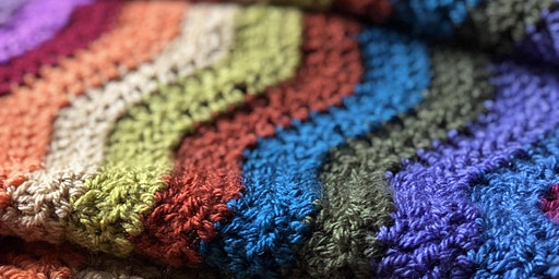 Make a Crochet Ripple Blanket