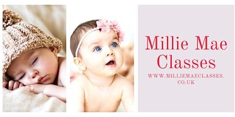 Baby massage course tickets