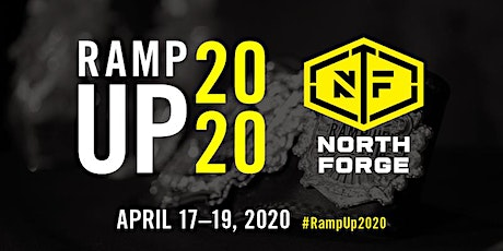 Ramp Up 2020 tickets