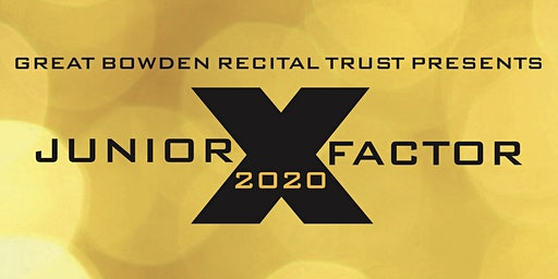 GBRT Junior X Factor 2020 Finals