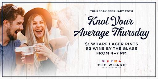 Knot Your Average Thursday