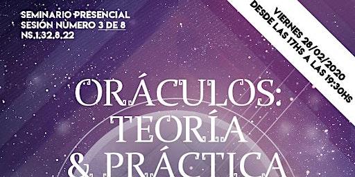 Oráculos: Teoría y Práctica III (Seminario Presencial)