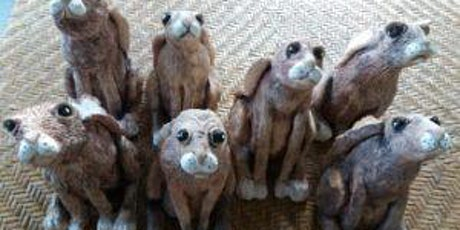 Moon-gazing Hare Sculpting Workshop tickets
