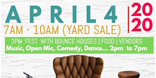 Yard Sale and Fest
