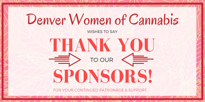 Denver Women of Cannabis - October Networking Event image