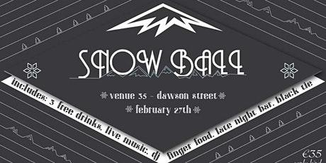 SNOW BALL AFTERS tickets