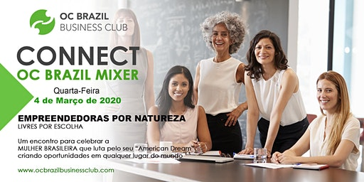 CONNECT OC BRAZIL 2020 - Brasileiras Conquistando o Mundo