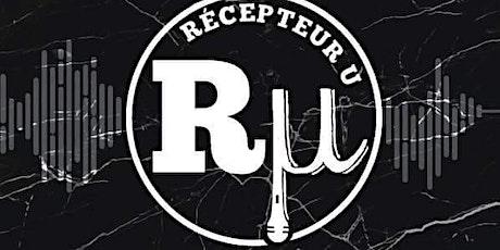 """UnderGround  avec """"Recepteur Mu"""" - Association des Amis du Quai45 billets"""