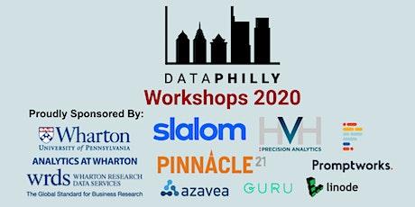 DataPhilly Workshops 2020 tickets
