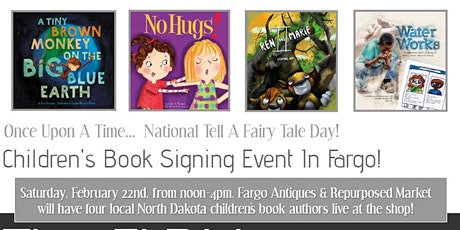 Children's Book Event At The FARM! tickets