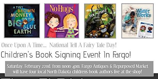 Children's Book Event At The FARM!
