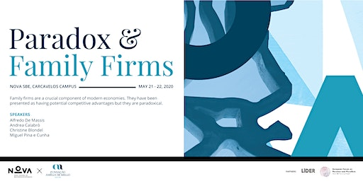 Family Firms and their Paradoxes - Leadership & Society Forum 2020