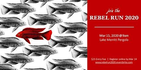Rebel Run 2020 | 5K Fun Run tickets