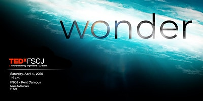TEDxFSCJ 2020: Wonder