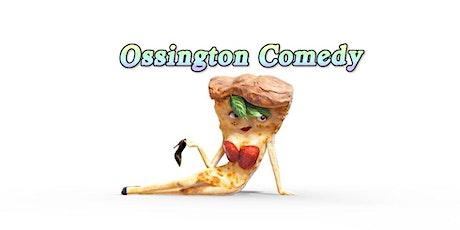 FREE PIZZA at Ossington Comedy tickets