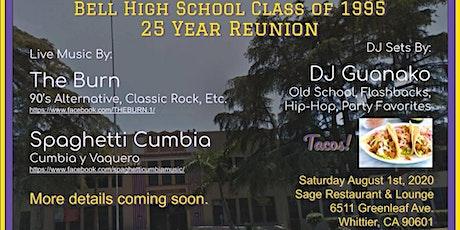 Bell High School Class of 1995: 25 Year Reunion (Official) tickets